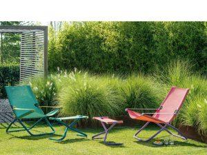 outdoor deck chair
