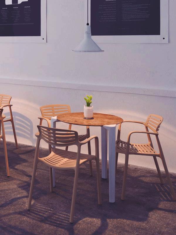 spanish dining corner