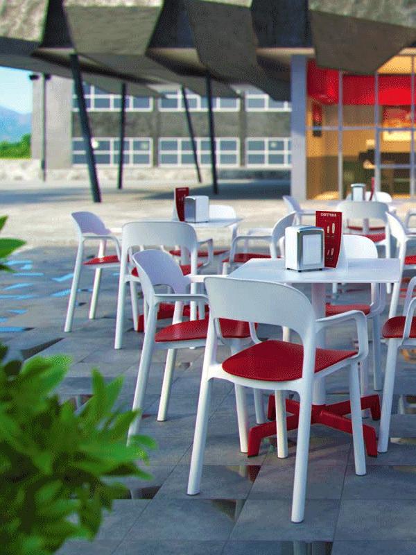 spanish dining noa table