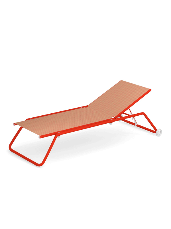 emu deck chair snooze lounger