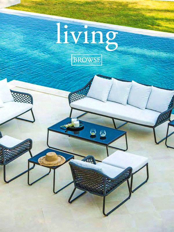 Living homepage